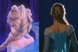 Elsa Reine des Neiges Disney 3x22 Saison 4