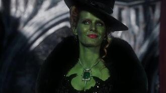 """Zelena- """"Hexen gewinnen immer!"""" - Once Upon A Time"""