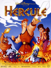 Hercule film Disney Infobox