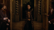 6x02 Comte de Monte Cristo portes arrivée salle de bal