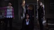 2x01 Regina Mills Emma Swan David Nolan Mary Margaret Blanchard Mairie