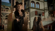 5x09 Zelena Camelot aide