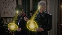 5x10 Henry Mills Emma Swan attrape-rêves souvenirs magie retour