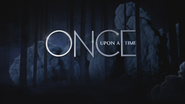 Once Upon a Time logo titlecard générique épisode 1x22