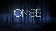 Once Upon a Time logo titlecard générique épisode 6x21