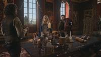 3x22 Rumplestiltskin baguette magie Emma Swan Killian Jones Capitaine Crochet Marianne Château des Ténèbres