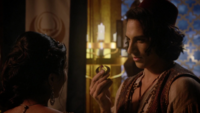 6x05 Aladdin rend Scarabée d'or Jasmine