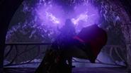 6x22 Reine Regina Sérum dissociée magie éclairs nuage destruction sacrifice Palais sombre