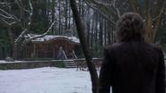 7x18 Gold Ténèbreux Maison neige Alice aurevoir Robin