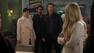 4x22 David Killian Emma Mary Margaret Café Mère Grand Belle besoin d'aide