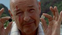 L1x02 John Locke blanc noir backgammon Walt