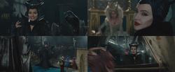Maléfique film 2014 baptême fées fête rire