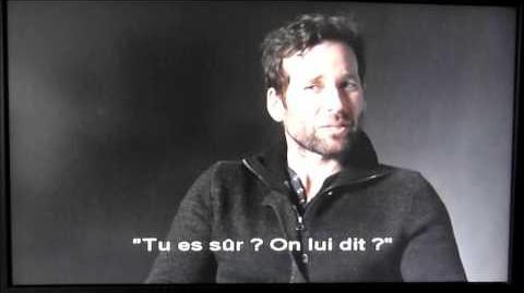 OUAT Bonus Caché N°7 - INTERVIEW DE EION BAILEY