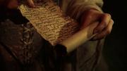 Shot 2x09 Schriftrolle