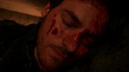 5x13 Killian Jones sommeil sang yeux fermés prison des Enfers