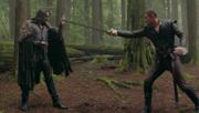 Shot 1x22 James attackiert Rumpelstilzchen