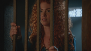 5x04 Merida cellule prison barreaux