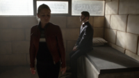 6x01 Emma Swan Mr Hyde asile psychiatrique négociations