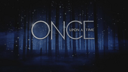 Once Upon a Time logo titlecard générique épisode 4x01