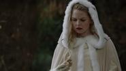 6x11 Princesse Emma Swan découverte cygne bois