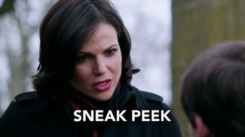 "Once Upon a Time 2x20 Sneak Peek ""The Evil Queen"""