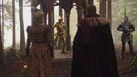 1x13 Frederick statue or maudit Prince David Charmant Princesse Abigail chevalier