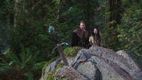 3x02 Excalibur Prince David Charmant Blanche-Neige