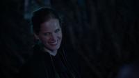 5x18 Zelena sourire démoniaque nuit Oz forêt