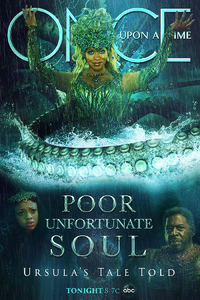 Once Upon a Time 4x15 Poor Unfortunate Soul affiche poster
