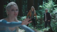 4x03 Elsa Emma Swan David Nolan intervention Reine des Neiges