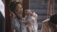 2x16 Princesse Cora bébé Reine Regina Roi Xavier tête