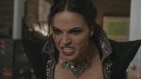 4x10 Regina Mills Méchante Reine colère haine rage