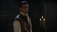 6x02 Edmond Dantès Comte de Monte-Cristo refus assassinat Blanche-Neige Prince Charmant cave à vins Rumplestiltskin