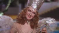 Le Magicien d'Oz (film) 1939 Glinda Gentille Sorcière du Sud Bonne Fée du Nord