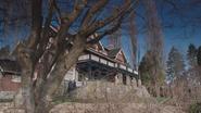 1x19 couvent de Storybrooke Sainte Meissa August Wayne Booth Mère Supérieure marches escaliers