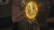 2x10 attrape-rêves activé souvenirs main M. Gold