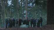 3x16 Neal Cassidy Baelfire enterrement proches Storybrooke Enfants Perdus