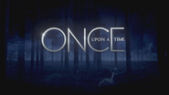 Once Upon a Time logo titlecard générique épisode 3x02