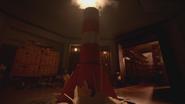 5x12 bibliothèque de Storybrooke des Enfers cheminée tuyau fumée vapeur entrée porte ascenseur monte-charge