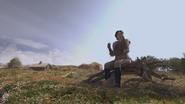 1x10 Blanche-Neige cabane fiole potion lettre message réception
