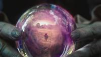 4x02 Anna cheval boule de cristal Rumplestiltskin