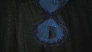 4x15 coquillage coquille Saint-Jacques flacon fiole encre de seiche magique