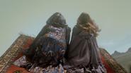 6x15 Ariel Jasmine tapis volant ciel désert