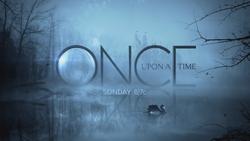 Once Upon a Time season saison 5 titlecard générique lac cygne noir