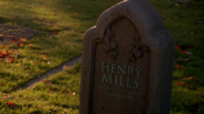 5x12 Henry Sr tombe cimetière Enfers