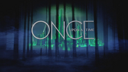 Once Upon a Time logo titlecard générique épisode 4x17
