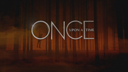 Once Upon a Time logo titlecard générique épisode 5x14