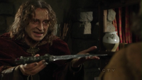 Rumple Bae dague 1x19