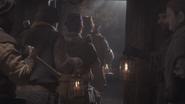 1x14 Grincheux Timide Simplet Atchoum dos Furtif Guetteur Sept Nains mines pioches lanternes début travail sifflotement chanson Heigh-Ho
