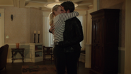 6x13 Emma Swan Killian Jones Capitaine Crochet baiser fiancailles